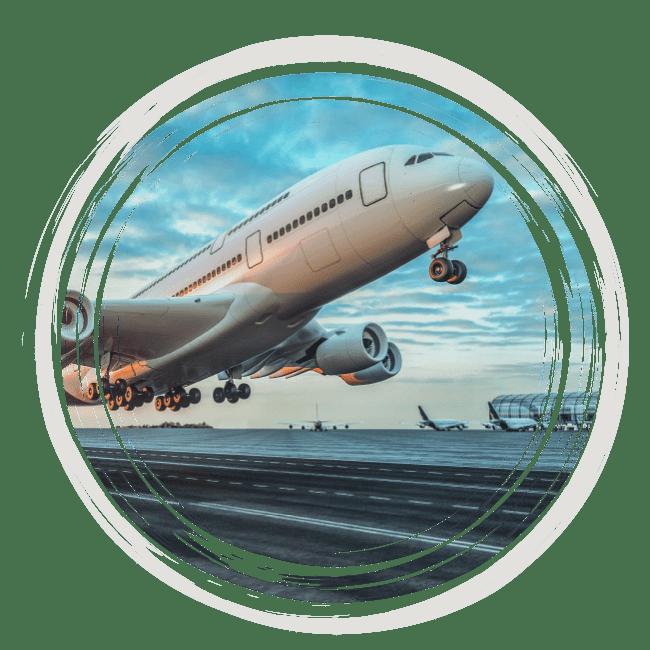 Paquetes aéreos Inspira